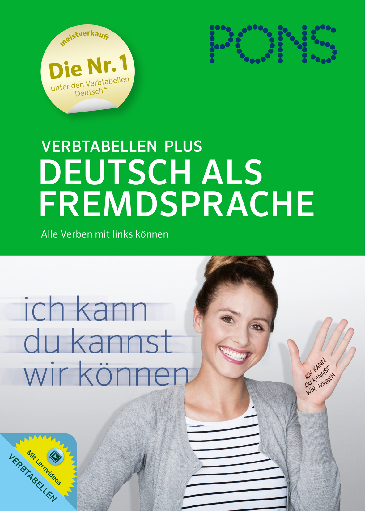 PONS Verbtabellen Plus - Deutsch