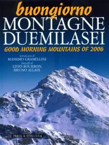 Buongiorno montagne ...