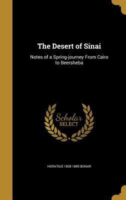 DESERT OF SINAI
