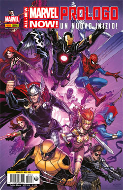 All-New Marvel Now!: Prologo