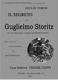 Il segreto di Guglielmo Storitz