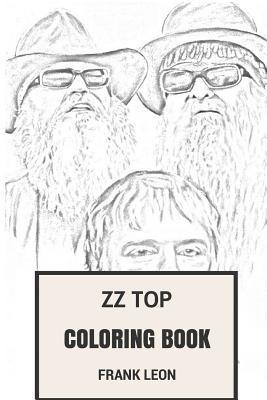 Zz Top Coloring Book