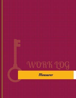 Measurer Work Log