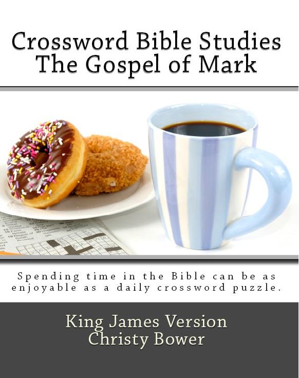 Crossword Bible Studies: The Gospel of Mark