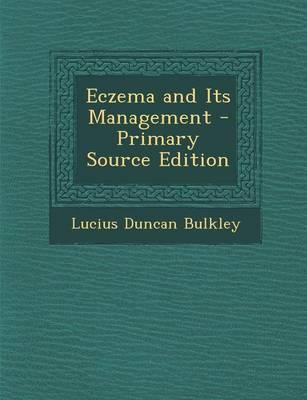 Eczema and Its Management