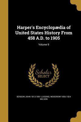 HARPERS ENCYCLOPAEDIA OF US HI