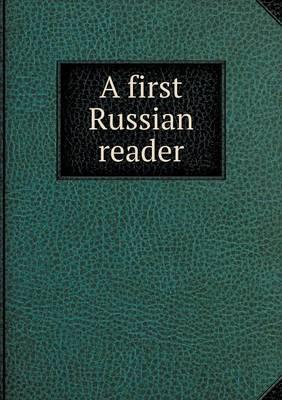 A First Russian Reader