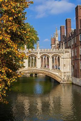 Bridge of Sighs Covered Bridge at St. Johns College, Cambridge University