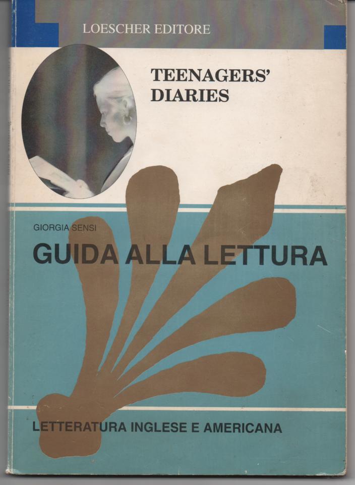 Teenager's diaries. Con audiocassetta