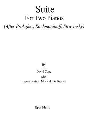 Suite for Two Pianos After Rachmaninoff
