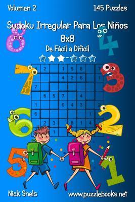 Sudoku Irregular Para Los Niños 8x8
