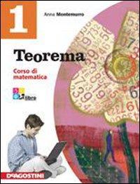 Teorema. Corso di matematica. Con quaderno operativo. Per la Scuola media. Con espansione online