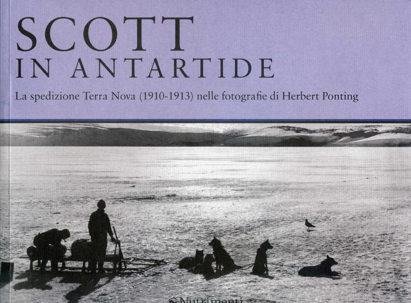 Scott in Antartide