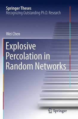 Explosive Percolation in Random Networks