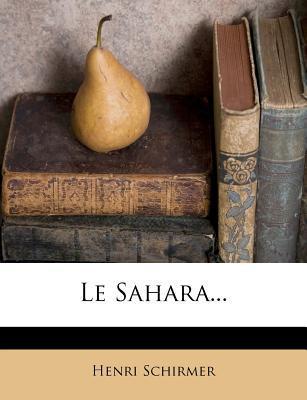 Le Sahara...