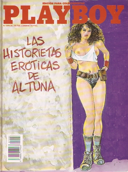 Las historietas eróticas de Altuna - 1
