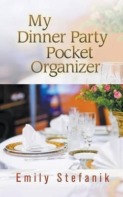My Dinner Party Pocket Organizer