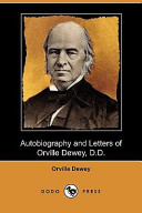 Autobiography and Letters of Orville Dewey, D.D. (Dodo Press)