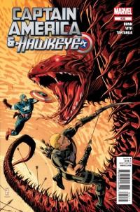 Captain America and Hawkeye Vol.1 #632