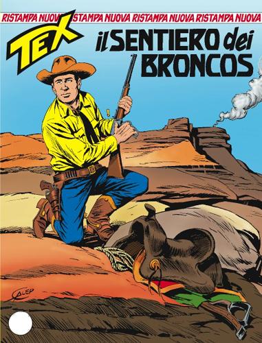 Tex nuova ristampa n. 188