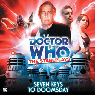 Doctor Who Seven Keys to Doomsday 2 CD