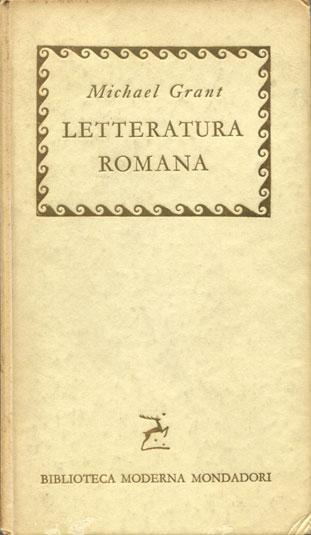 Letteratura romana