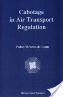 Cabotage in Air Transport Regulation