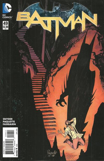 Batman Vol.2 #49