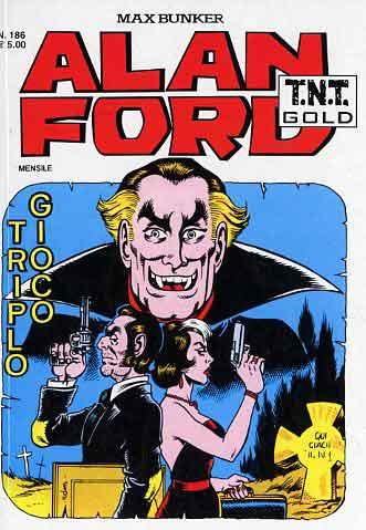 Alan Ford n. 186 - T.N.T Gold