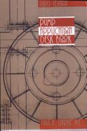 Pump Application Desk Book, 3ed