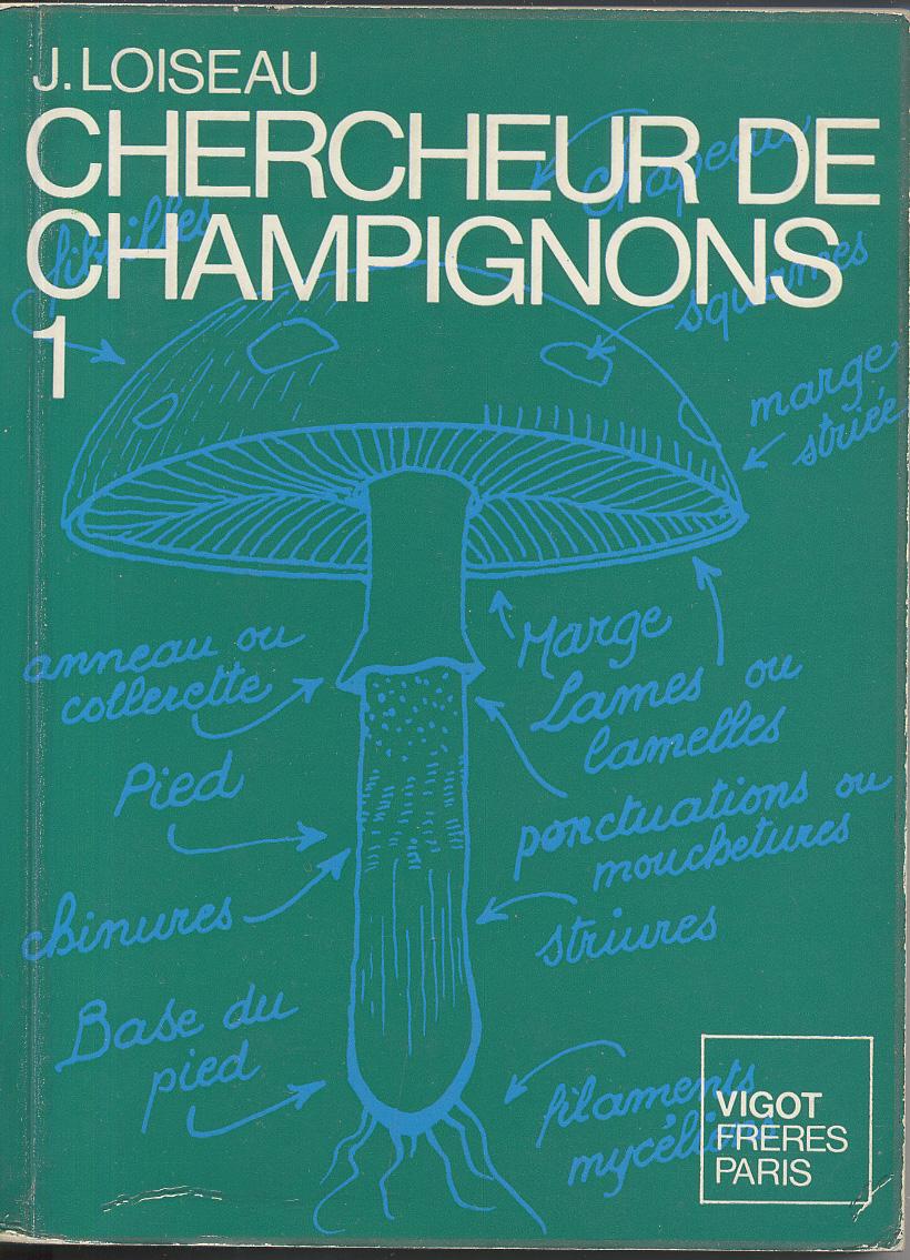 Chercheur de champignons. Volume 1