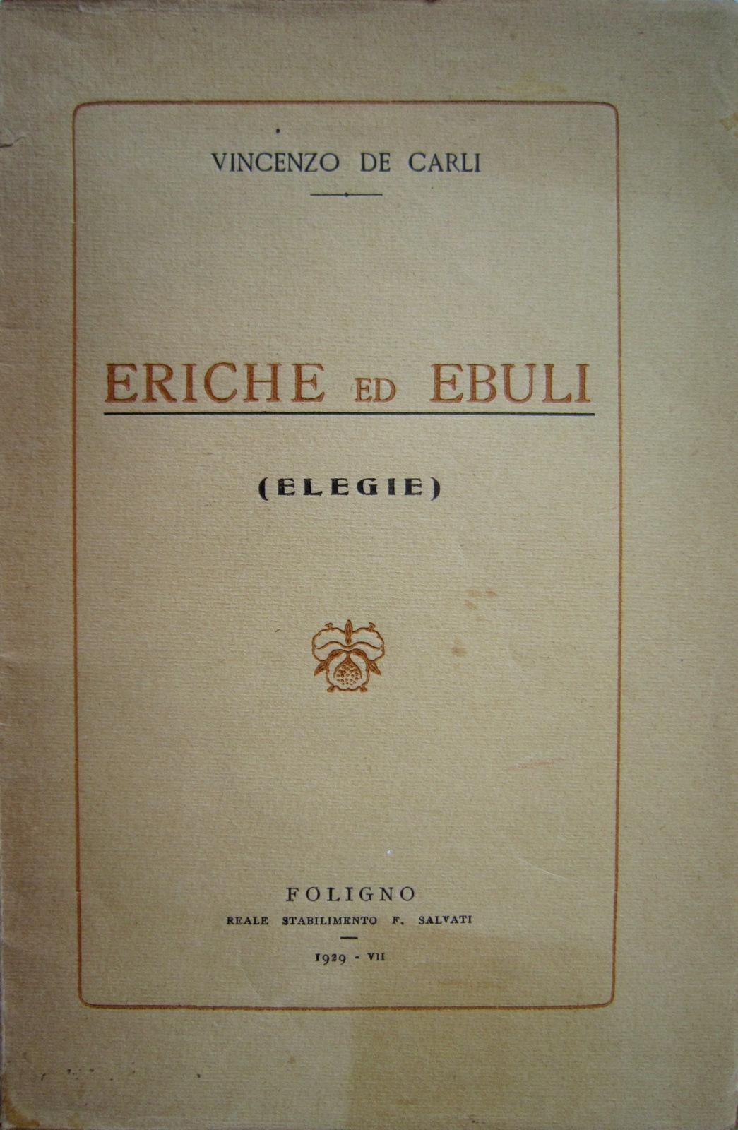 Eriche ed ebuli
