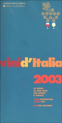 Vini d'Italia 2003