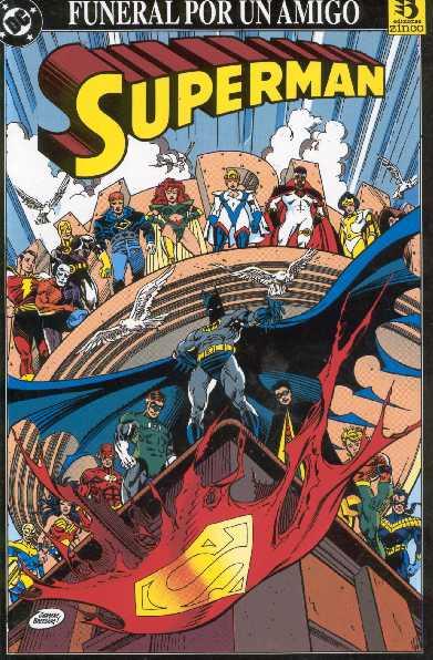 Superman: Funeral por un Amigo