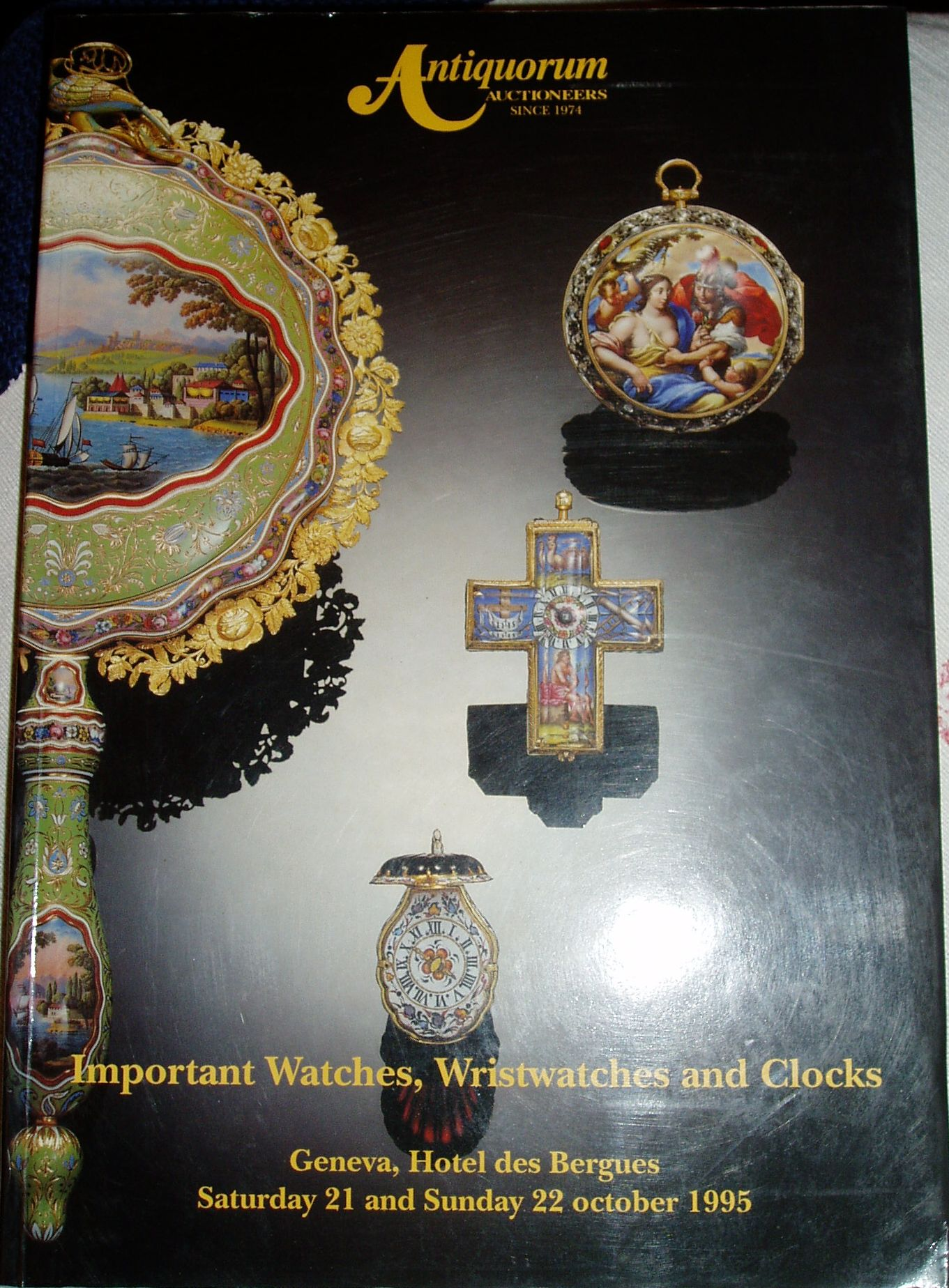 Important Wathches, Wristwatches and Clocks
