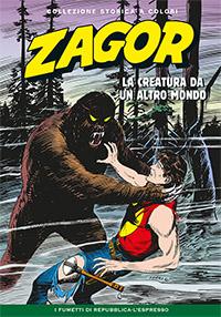 Zagor collezione storica a colori n. 111