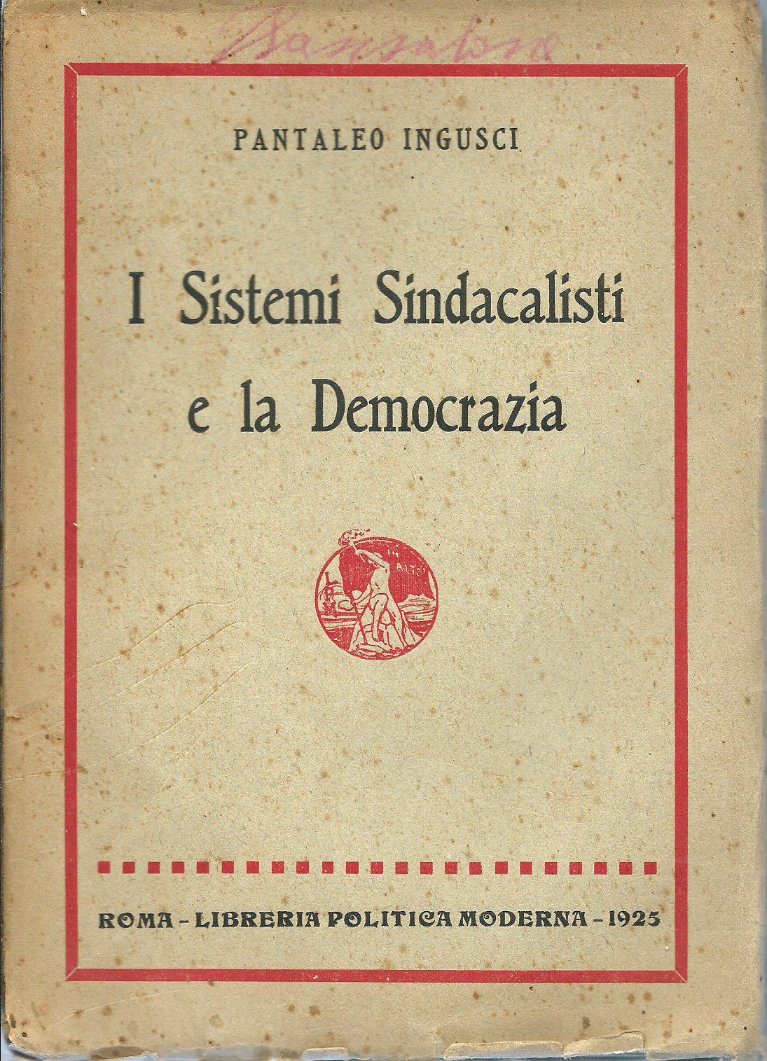 I sistemi sindacalisti e la democrazia