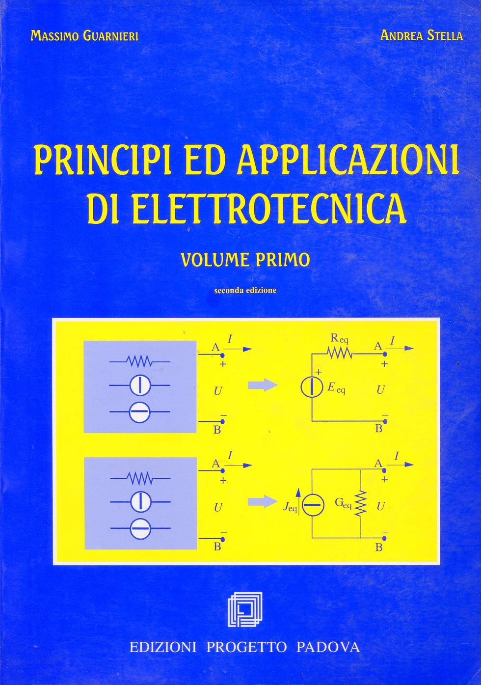 Principi e applicazioni di elettrotecnica