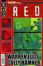 Wildstorm presenta: Red