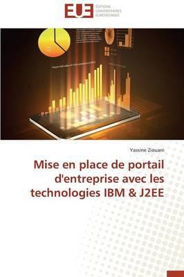 Mise en Place de Portail d'Entreprise avec les Technologies Ibm & J2ee