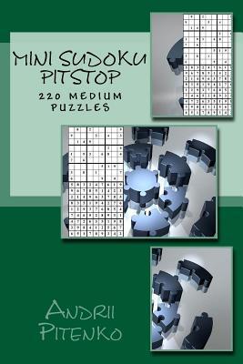 Mini Sudoku Pitstop....