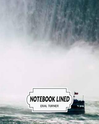 Notebook Lined Falls