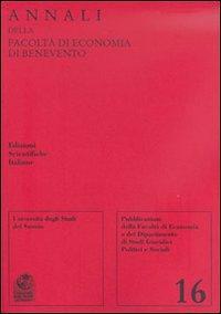 Annali della Facoltà di economia di Benevento
