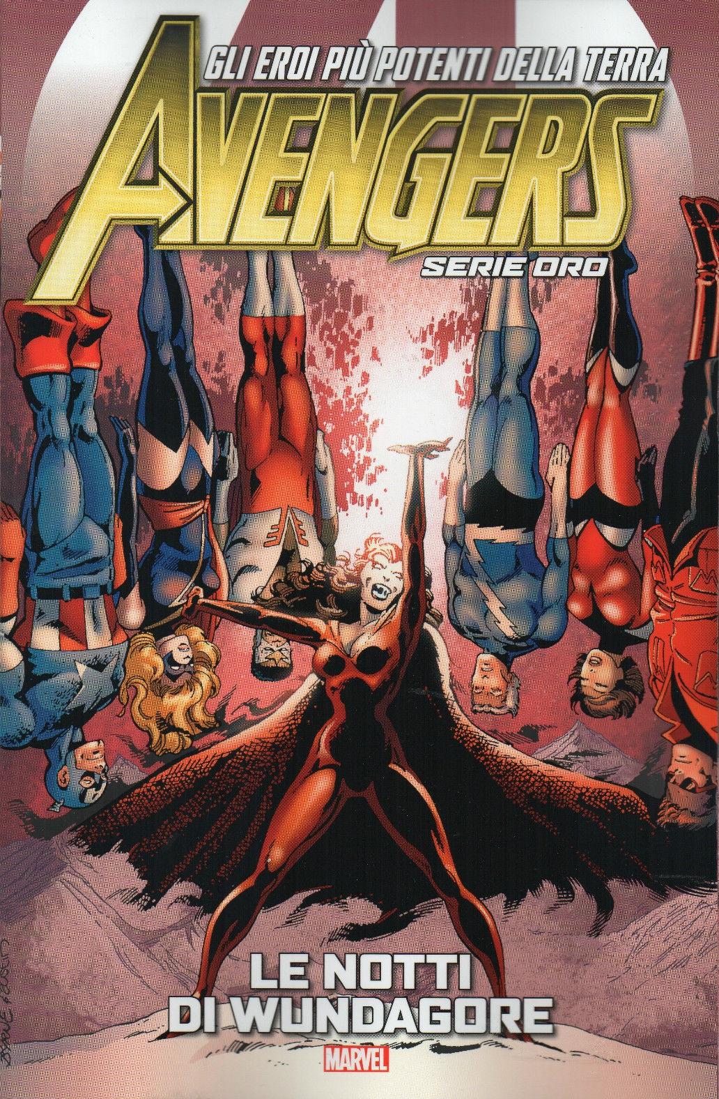 Avengers - Serie Oro...