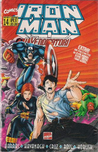 Iron Man e i Vendica...
