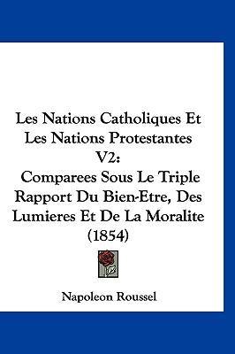 Les Nations Catholiques Et Les Nations Protestantes V2
