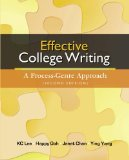 Effective college writing