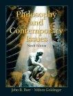 Philosophy and Contemporary Issues, Ninth Edition