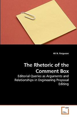 The Rhetoric of the Comment Box