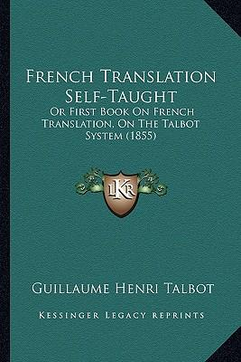French Translation Self-Taught
